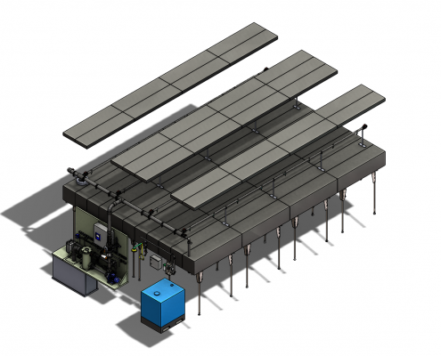Air scrubber system of Inno+