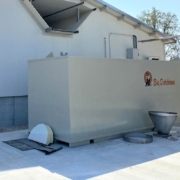 First Porcus air scrubber by Big Dutchman in Italy