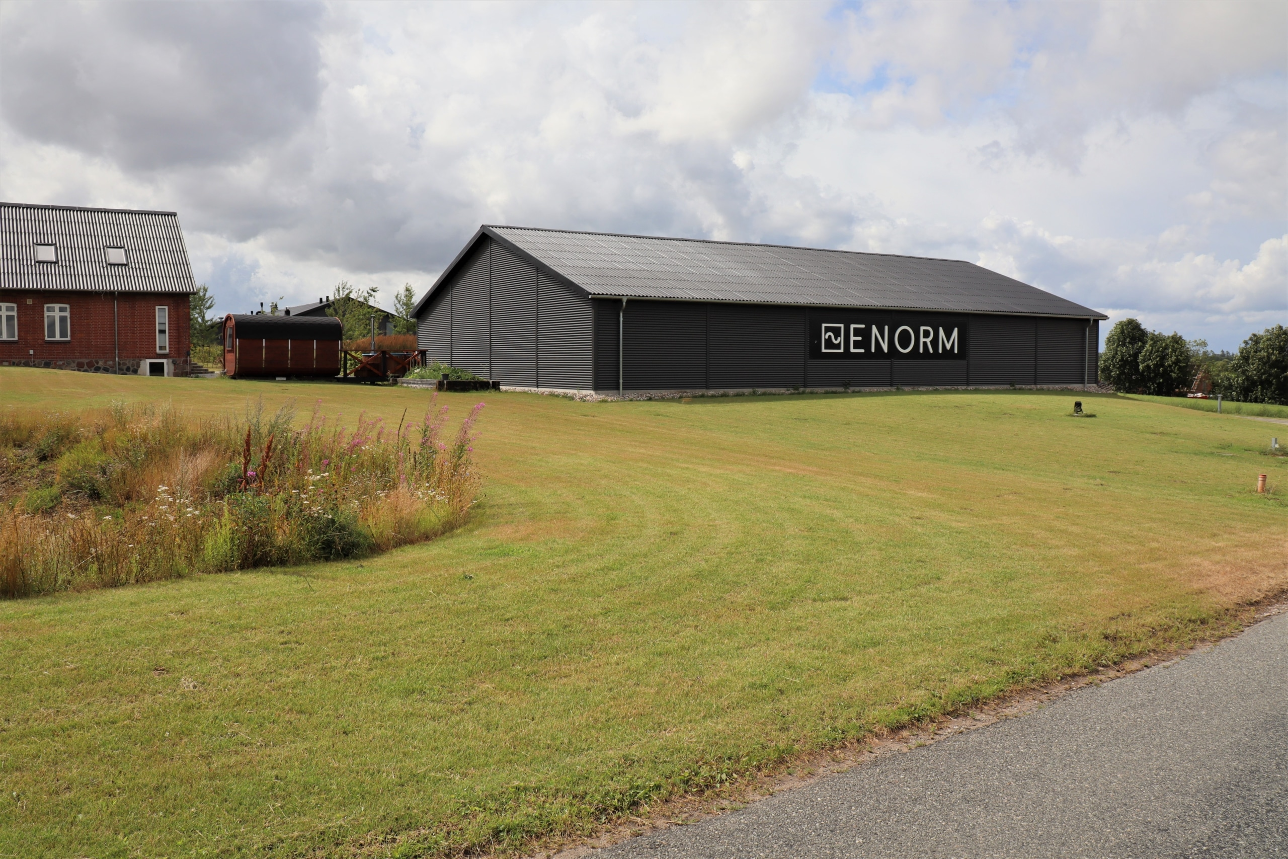 Enorm Insect - Production facility