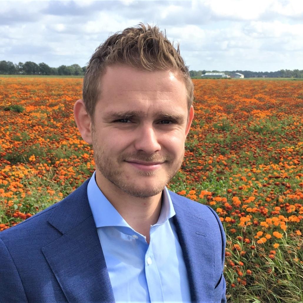 Pieter Hanssen - Sales Manager